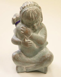 """Unconditional Love"" goes on sale March 23rd, 2013 at Isabel Bloom's Moline Showroom."